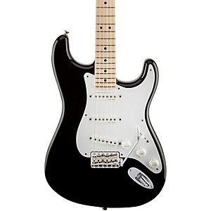 Fender-Artist-Series-Eric-Clapton-Stratocaster-Electric-Guitar-Black