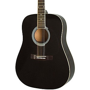 Rogue-RA-100D-Dreadnought-Acoustic-Guitar-Black