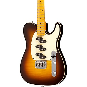 G-L-ASAT-Z3-Figured-Maple-Top-Guitar-Tobacco-Sunburst