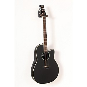 Ovation-Celebrity-CC24-Acoustic-Electric-Guitar-Black-888365204741