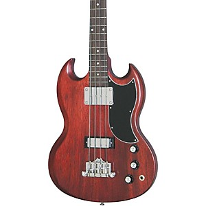 Gibson-2013-SG-Faded-Limited-Edition-Bass-Guitar-Worn-Cherry