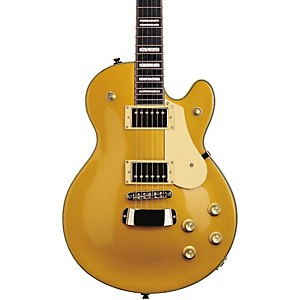 Hagstrom-Swede-Electric-Guitar-Gold-Top