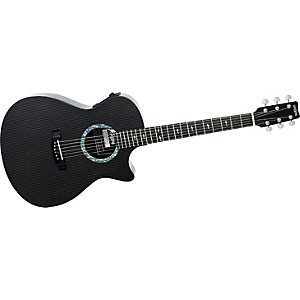 Rainsong-OM1000-Orchestra-Cutaway-Acoustic-Electric-Guitar-Black