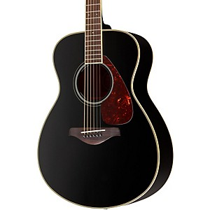 Yamaha-FS720S-Folk-Acoustic-Guitar-Black