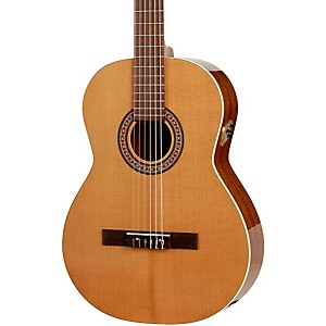 La-Patrie-Concert-QI-Left-Handed-Acoustic-Electric-Classical-Guitar-Natural