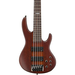 ESP-LTD-D-5-5-String-Bass-Guitar-Natural-Satin