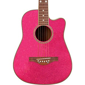 Daisy-Rock-Wildwood-Short-Scale-Acoustic-Guitar-Atomic-Pink