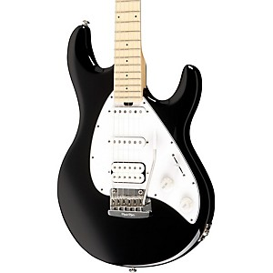 Music-Man-Silhouette-Special-HSS-Tremolo-Electric-Guitar-Black-Maple-Fretboard