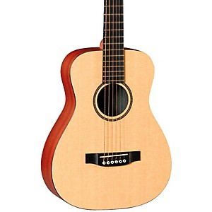 Martin-X-Series-LXME-Little-Martin-Acoustic-Electric-Guitar-Natural