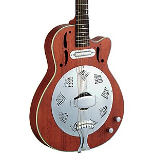 Dean-CE-Cutaway-Acoustic-Electric-Resonator-Guitar-Natural