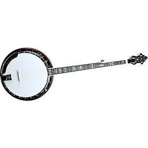 Recording-King-RK-R80-Professional-Banjo-Natural