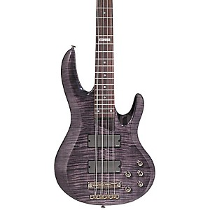 LTD-B-208FM-8-String-Bass-with-Flamed-Maple-Top-See-Through-Black