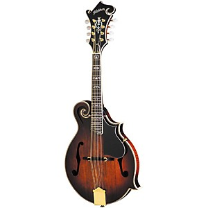 Washburn-M6SW-Jethro-Burns-F-Style-Mandolin-Sunburst