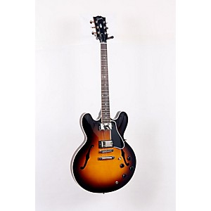 Gibson-ES-335-Dot-Figured-Top-Electric-Guitar-with-Gloss-Finish-Vintage-Sunburst-888365210315