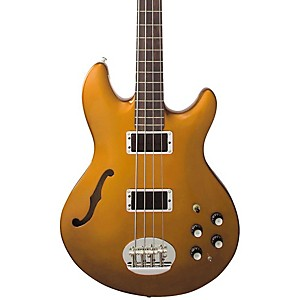 Lakland-Skyline-Fretless-Hollowbody-Bass-Shoreline-Gold