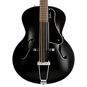 Godin-5th-Avenue-Archtop-Acoustic-Guitar-Black