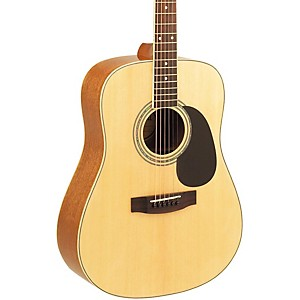 Mitchell-MD100S-Dreadnought-Acoustic-Guitar-Natural
