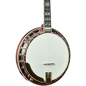 Gold-Star-GF-100FE-Mahogany-Flying-Eagle-5-String-Banjo-Standard