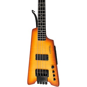 Steinberger-Synapse-XS-1FPA-Custom-4-String-Bass-Transparent-Amber