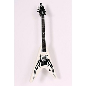 Gibson-Limited-Run-Tribal-V-Electric-Guitar-Satin-White-886830982361