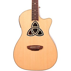 Luna-Guitars-Trinity-Series-Cutaway-Parlor-Acoustic-Electric-Guitar-Natural