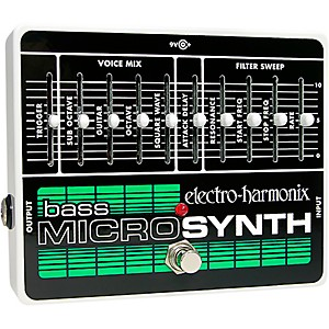 Electro-Harmonix-Bass-MicroSynth-Effects-Pedal-Standard