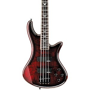 Schecter-Guitar-Research-Stiletto-Extreme-4-Bass-Black-Cherry