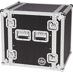 Road-Runner-Deluxe-12U-Amplifier-Rack-Case-Black