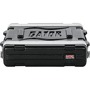 Gator-GR-2S-Shallow-Rack-Case-Black