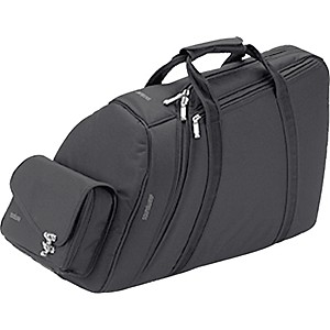 Soundwear-Performer-Fixed-Bell-French-Horn-Bag-Black