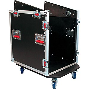 Gator-G-Tour-Slant-Top-Rack-Console-Black