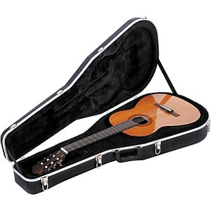 Gator-GC-CLASSIC-Deluxe-ABS-Classical-Guitar-Case-Standard