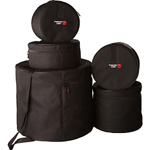 Gator-GP-Standard-100-Padded-5-Piece-Standard-Drum-Bag-Set-Black