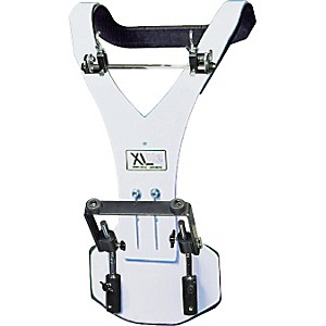 XL-Specialty-Percussion-Aluminum-Vest-Deluxe-Bass-Drum-Marching-Carrier-Standard