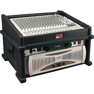 Gator-GDJ-8X4-Slant-Top-DJ-Mix-Station-Rack-Case-Standard