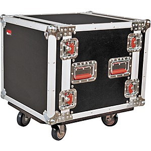 Gator-G-Tour-10U-Cast-Rack-Road-Case-with-Casters-Standard