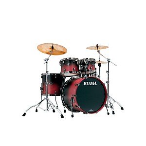 Tama-Starclassic-Performer-B-B-4-Piece-Shell-Pack-Satin-Raspberry