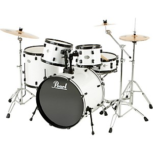 Pearl-Sound-Check-5-Piece-Shell-Pack-White-Black