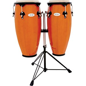 Toca-Synergy-Conga-Set-with-Stand-Amber