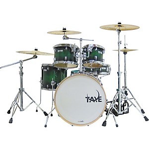 Taye-Drums-StudioMaple-Stage-5-Piece-Shell-Pack-Golden-Amber