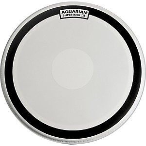 Aquarian-Super-kick-III-Bass-Drumhead-18-in
