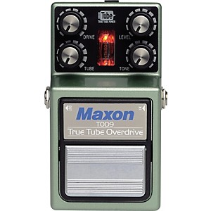 Maxon-True-Tube-Overdrive-Guitar-Effects-Pedal-Standard