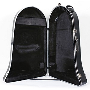 Cerveny-6691-Tuba-Case-Black