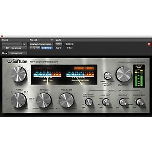 Softube-FET-Compressor-NATIVE-Plug-In-Software---Software-Download-Digital-Download
