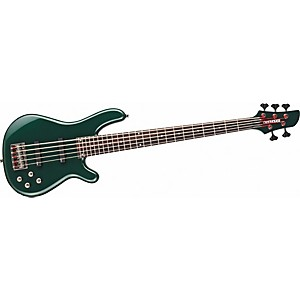 Fernandes-Gravity-5-Deluxe-5-String-Bass-Guitar-Dark-Green