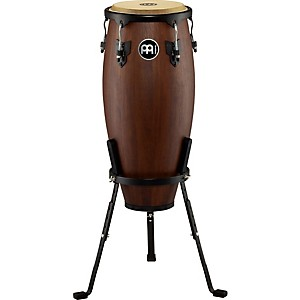 Meinl-Headliner-Designer-Wood-Conga-with-Basket-Stand-Vintage-Wine-Barrel-10-inch