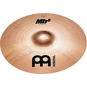 Meinl-MB8-Heavy-Crash-Cymbal-16-