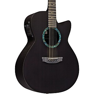 Rainsong-Concert-Series-CO-WS1000N2-Graphite-Acoustic-Electric-Guitar-Carbon