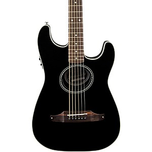 Fender-Standard-Stratacoustic-Acoustic-Electric-Guitar-Black