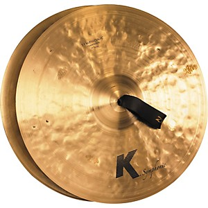 Zildjian-K-Symphonic-Cymbal-Pair-17-Inch-Light-Heavy